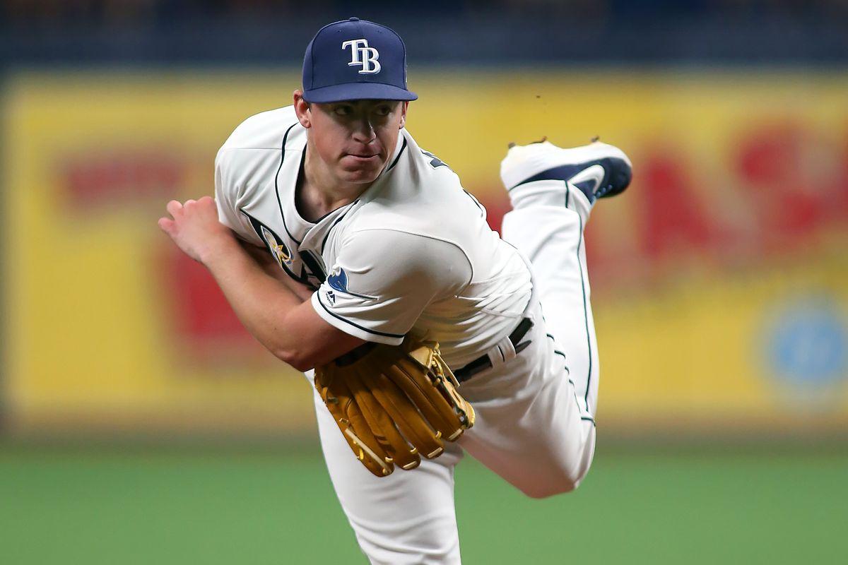 MLB: JUN 29 Rangers at Rays