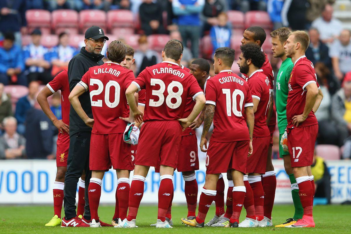 Wigan Athletic v Liverpool - Pre Season Friendly