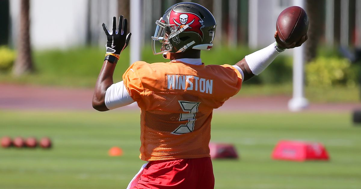Too early to call Buccaneers Jameis Winston a bust - Bucs ...