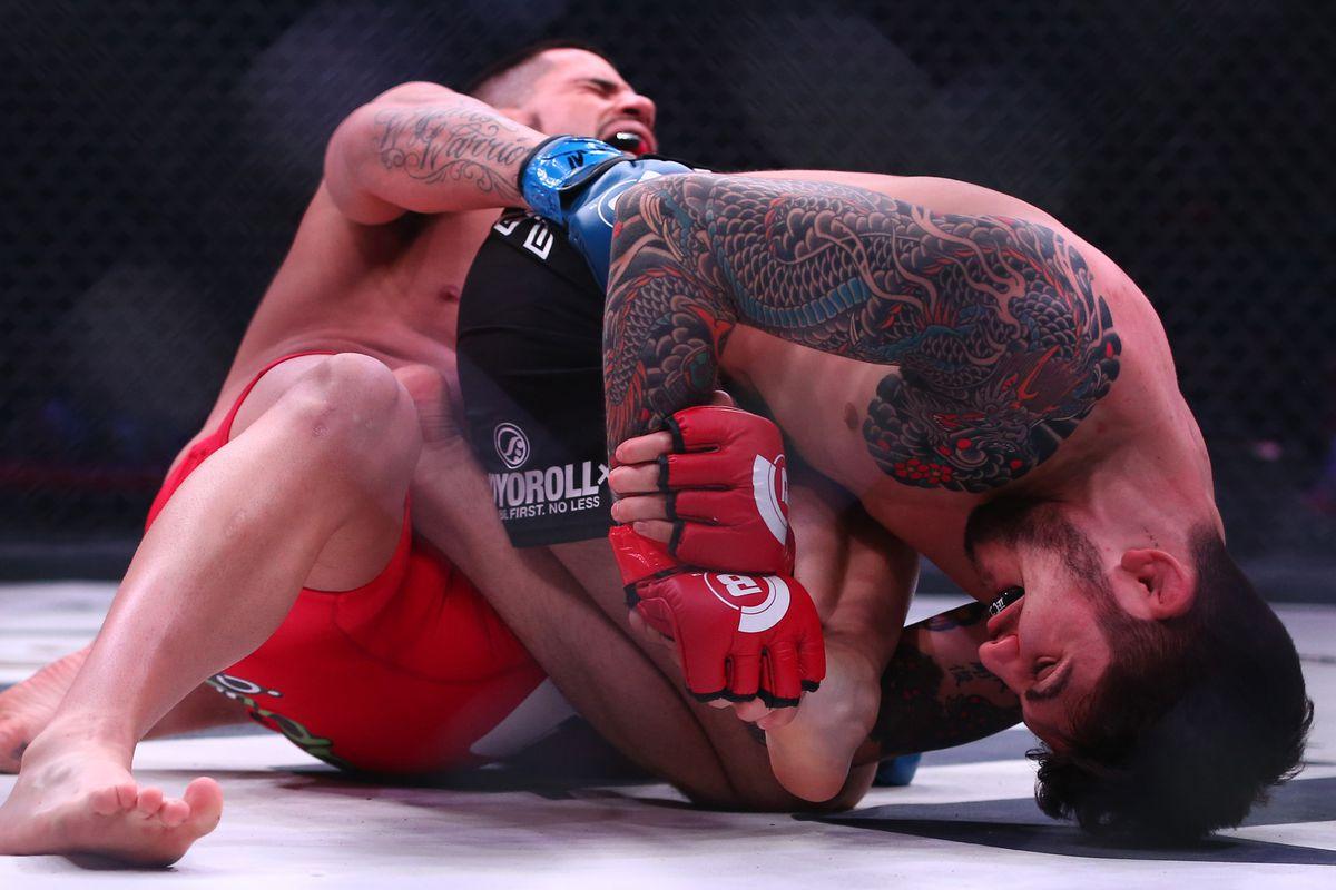 MMA: Bellator 198-Danis vs Walker