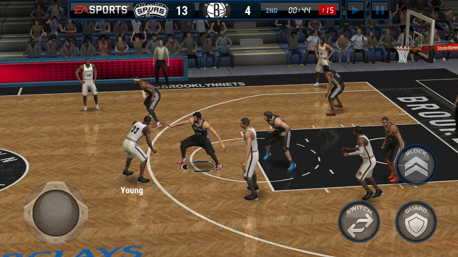 This Year S Nba Live Game Has Launched On Ios And