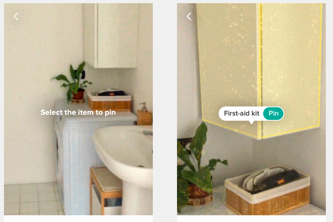 This augmented reality concept is like a real-life video game tutorial for your Airbnb rental
