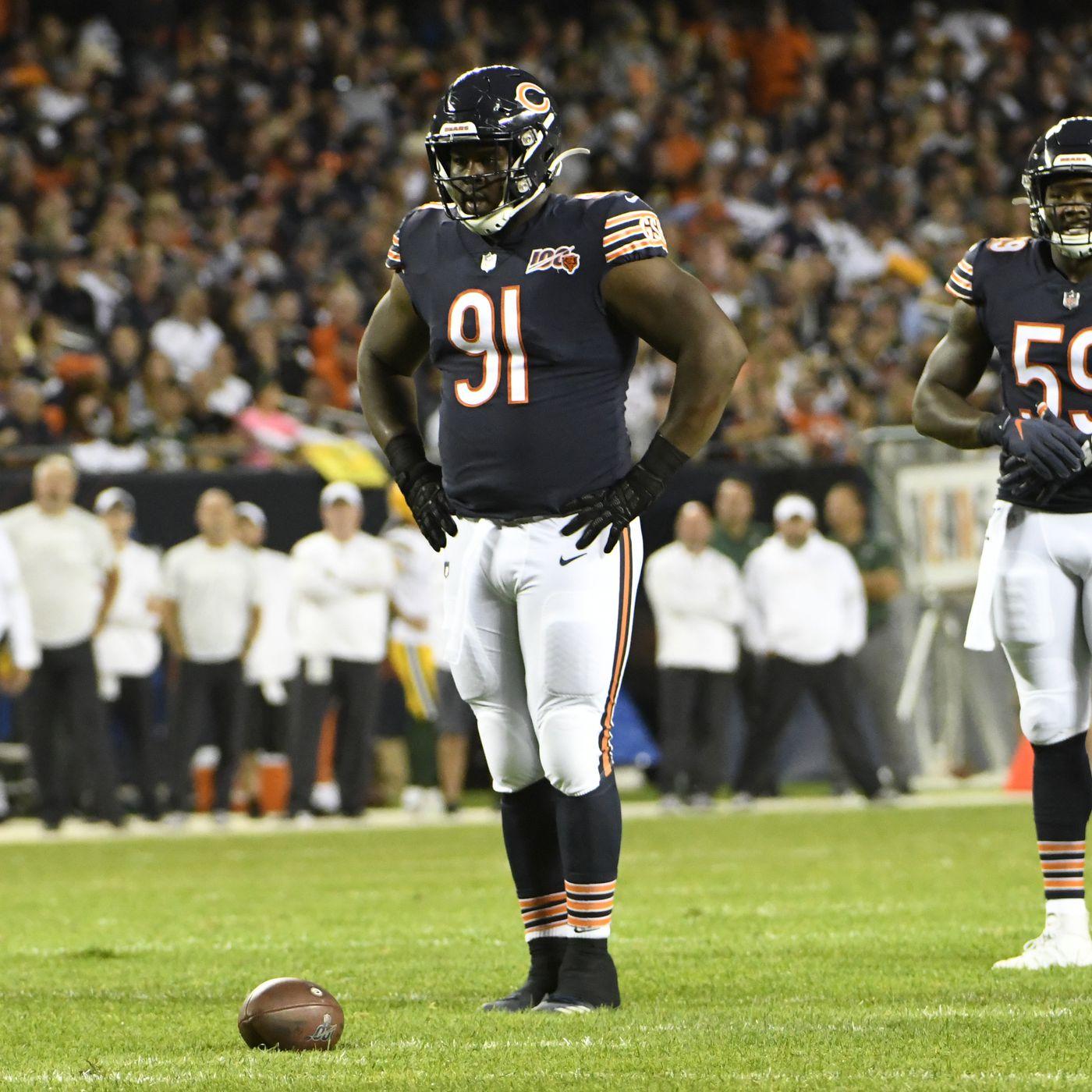 Unsung star: Bears' Eddie Goldman 'one of the best' - Chicago Sun ...
