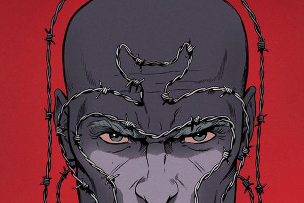 Magneto   Paolo Rivera/Marvel Entertainment