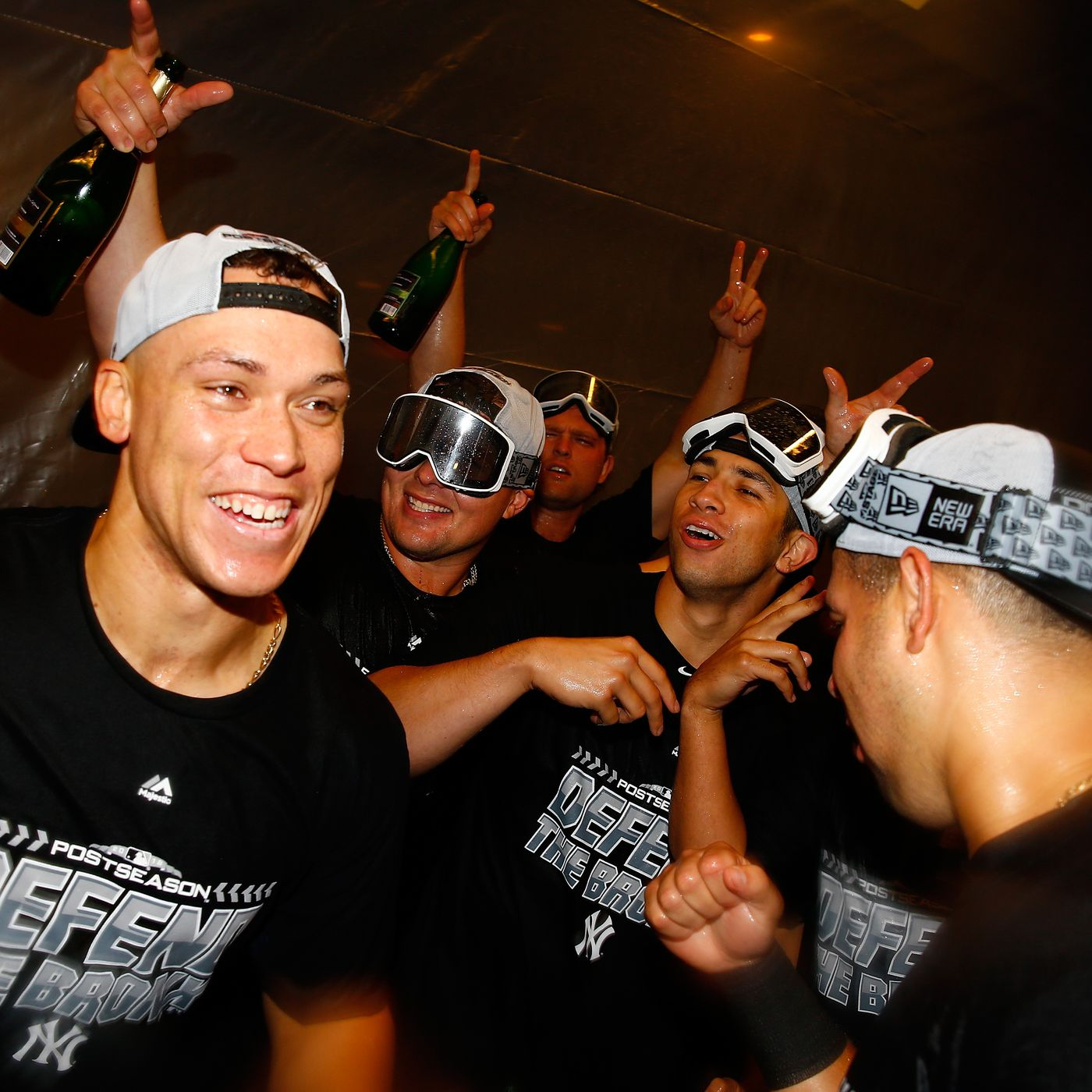 The best and worst of the 2018 Yankees  playoff merchandise ... 822a2653742
