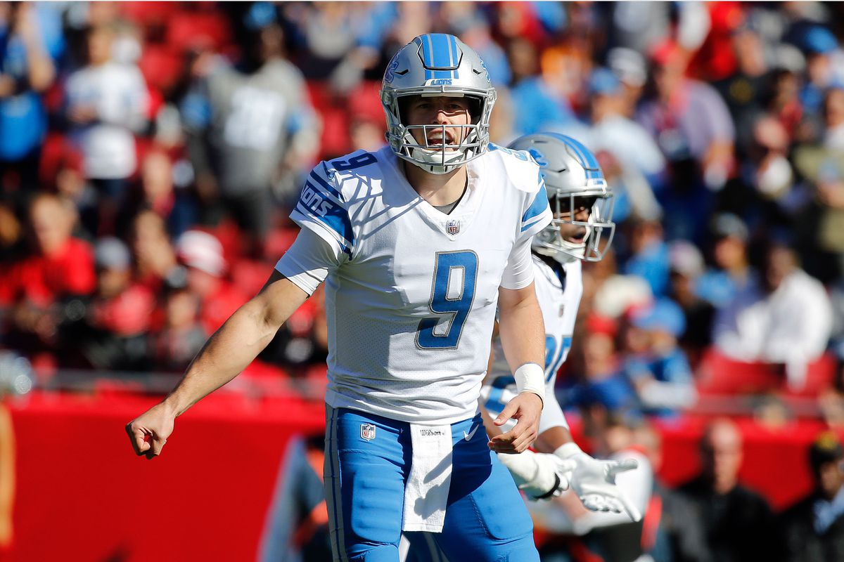 Lions Notes Detroit S Quarterback Depth Chart Ranked 7th In Nfl