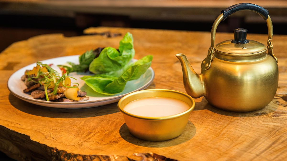 Should You Be Drinking Makgeolli Eater