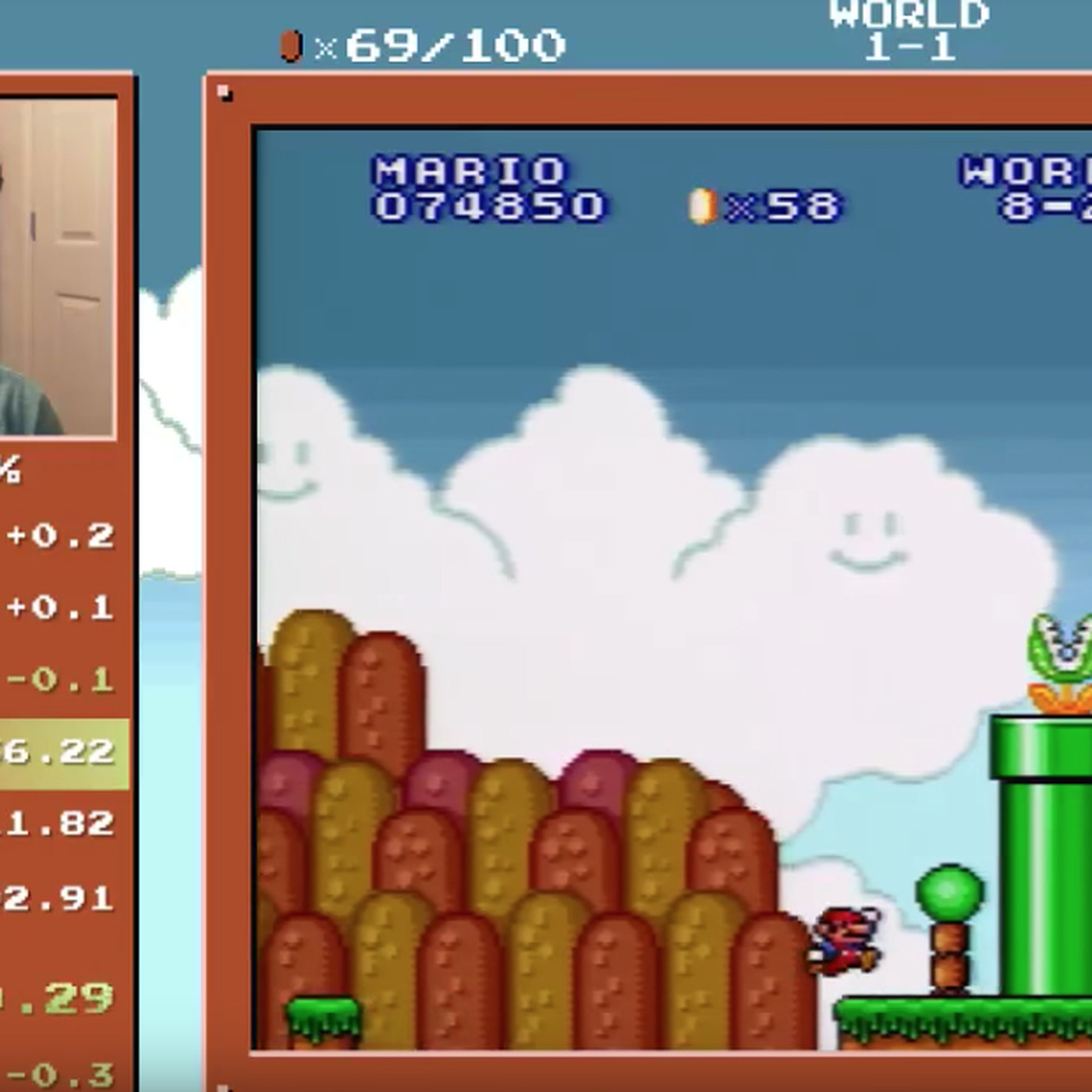 Super Mario Bros  speedrun — Super Mario All Stars Any