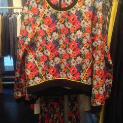 Neoprene pullover, $138 (was $395)