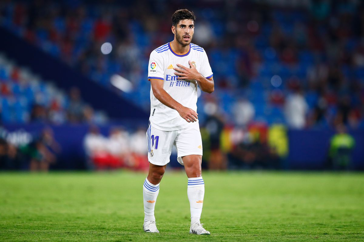 What to Expect From Marco Asensio in a Midfield Role - Managing Madrid
