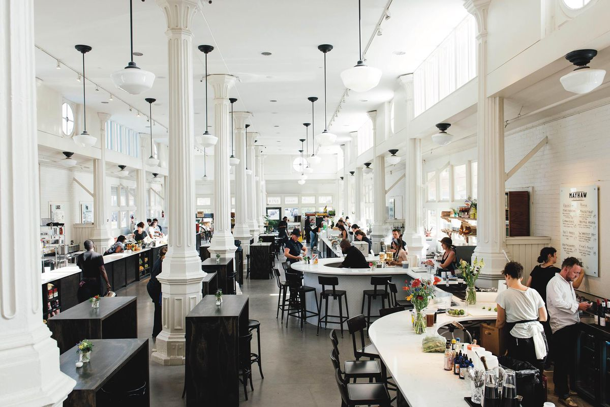 A New Orleans Food Hall Is On The Hunt For A New Nashville