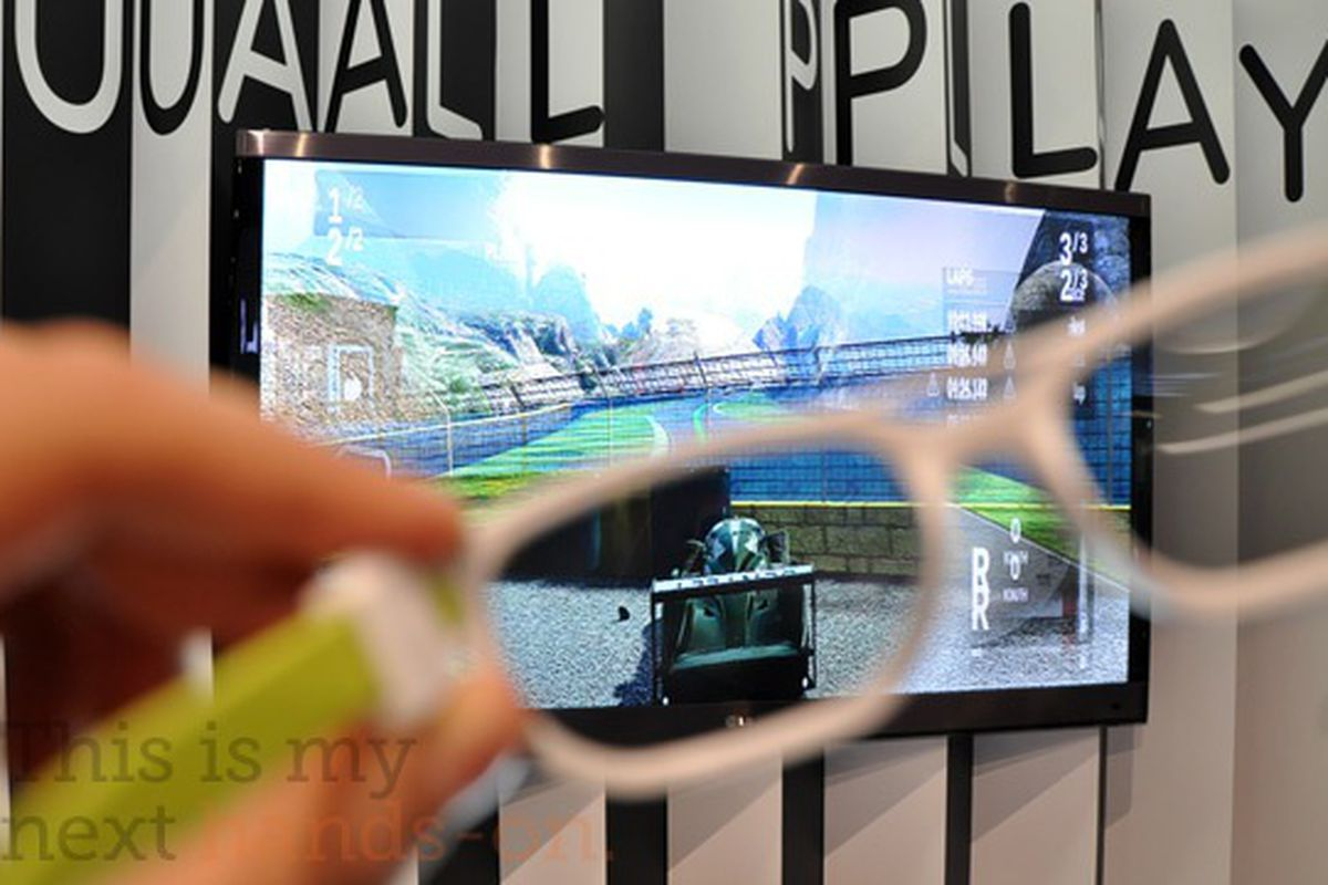 LG Dual Play turns a Cinema 3D TV into two 2D displays (hands-on