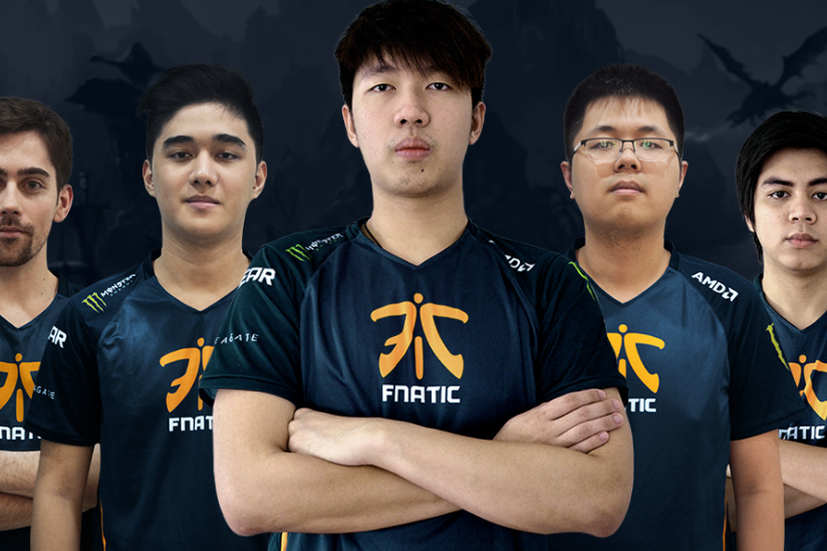 Fnatic Official Site