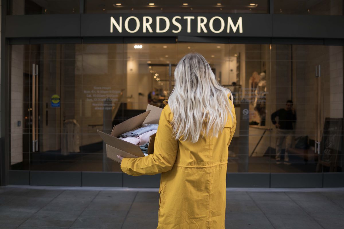 Nordstrom Is Collecting Clothing Donations - Racked