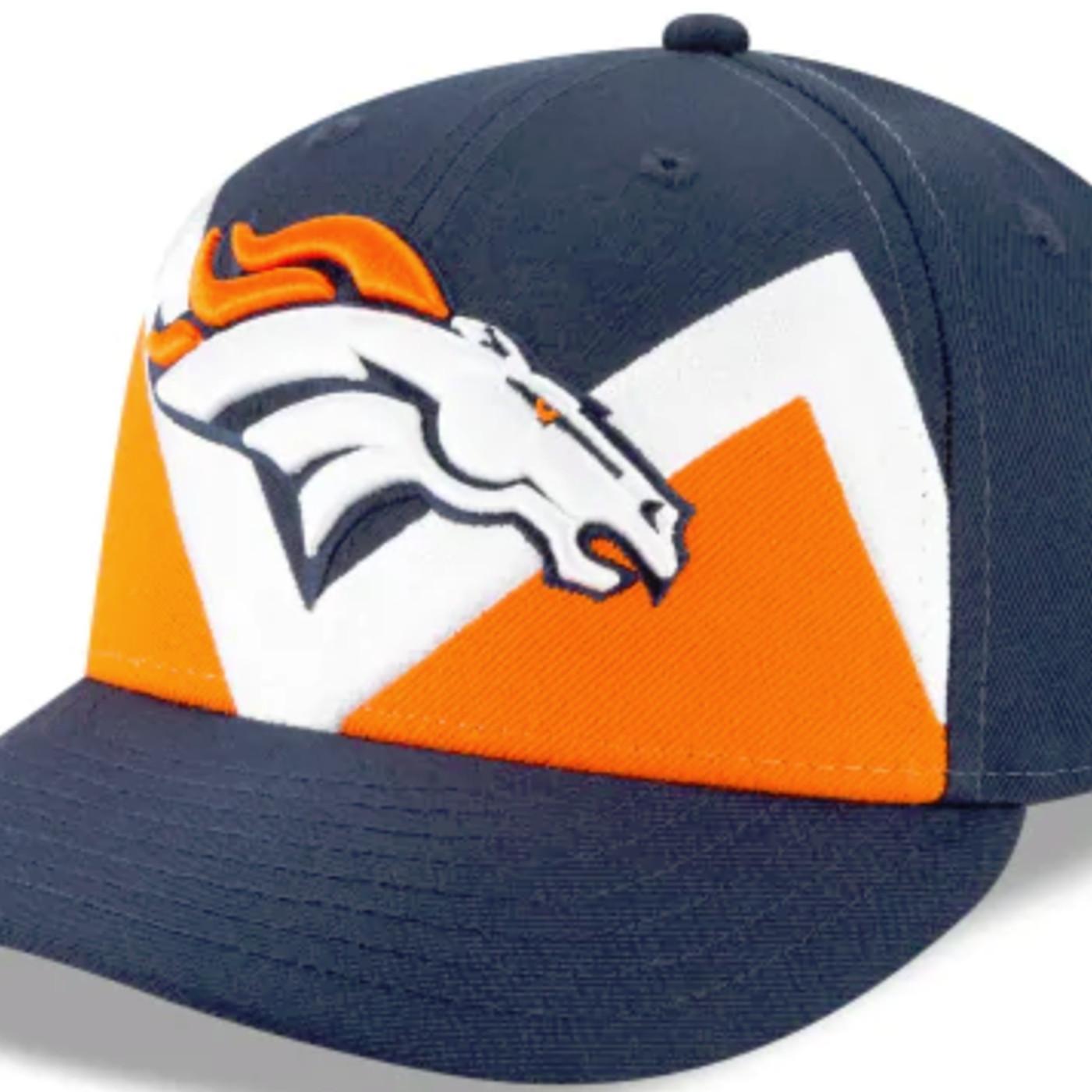 e51a28b6e Denver Broncos 2019 NFL draft hats revealed - Mile High Report