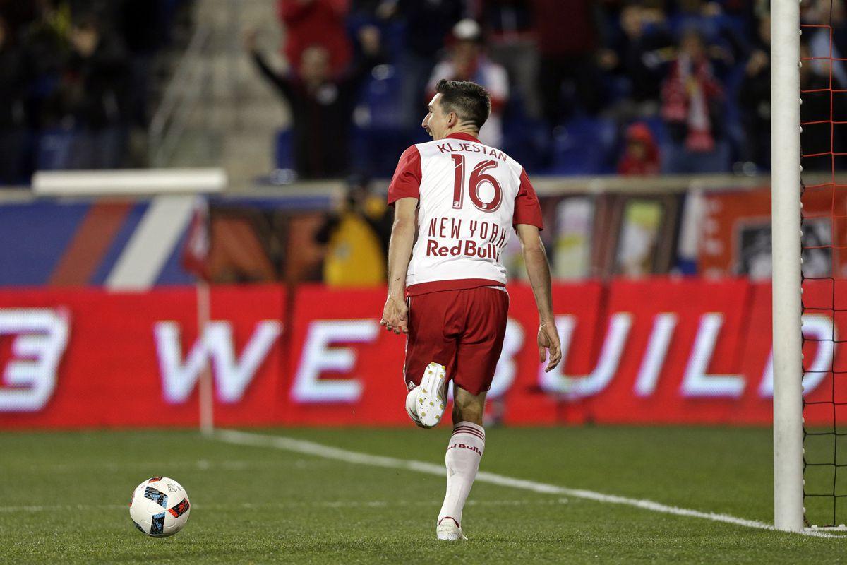 MLS: FC Dallas at New York Red Bulls