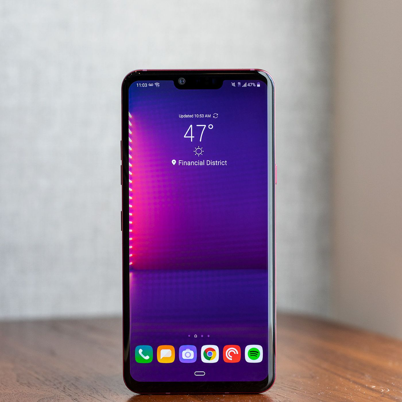 LG G8 ThinQ review: many gimmicks, not enough progress - The