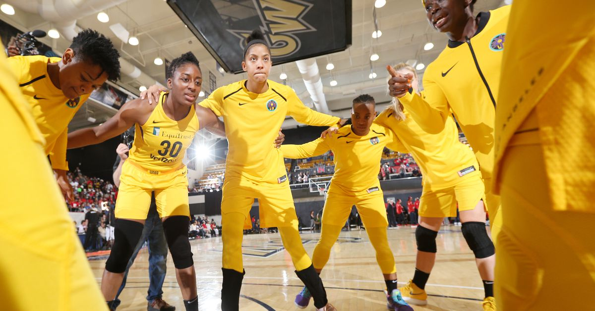 I just became a Sparks fan. Find your WNBA team here! | Plan the perfect BBQ and we'll give you a WNBA team to cheer for