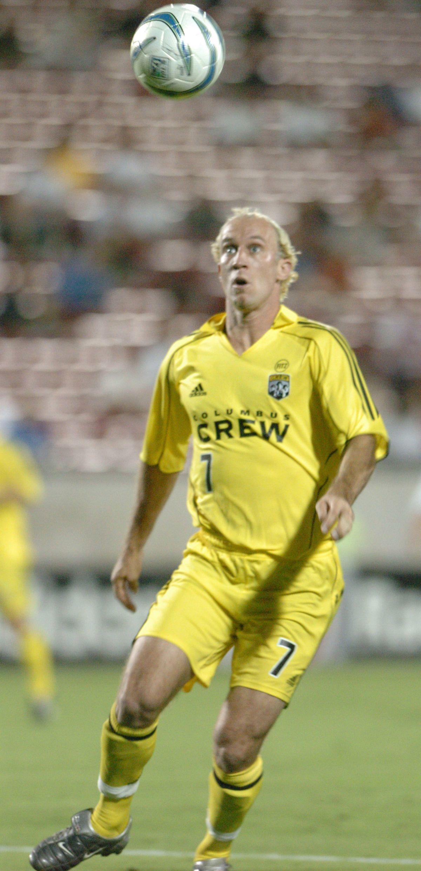 MLS - Columbus Crew vs FC Dallas - October 5, 2005