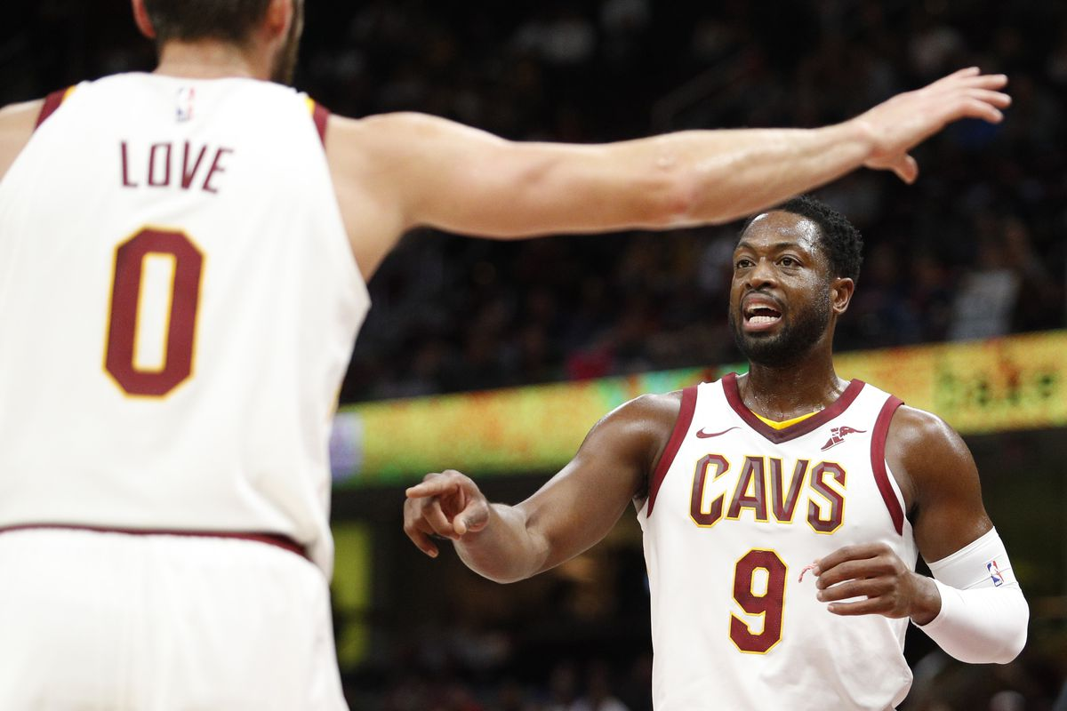 Dwyane Wade felt it was time to embrace bench role Fear The Sword