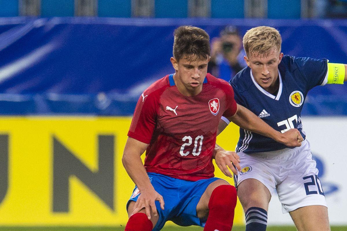 UEFA U19's European Qualifier - Czech Republic U21's vs. Scotland