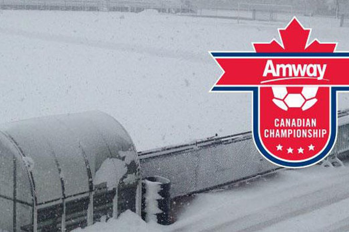 Amway Snow Day