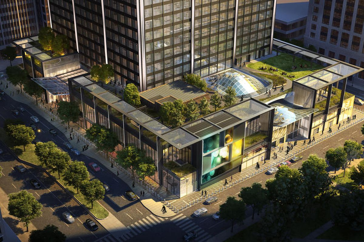 Chicago S Willis Tower Reveals Plan For Ambitious 500m
