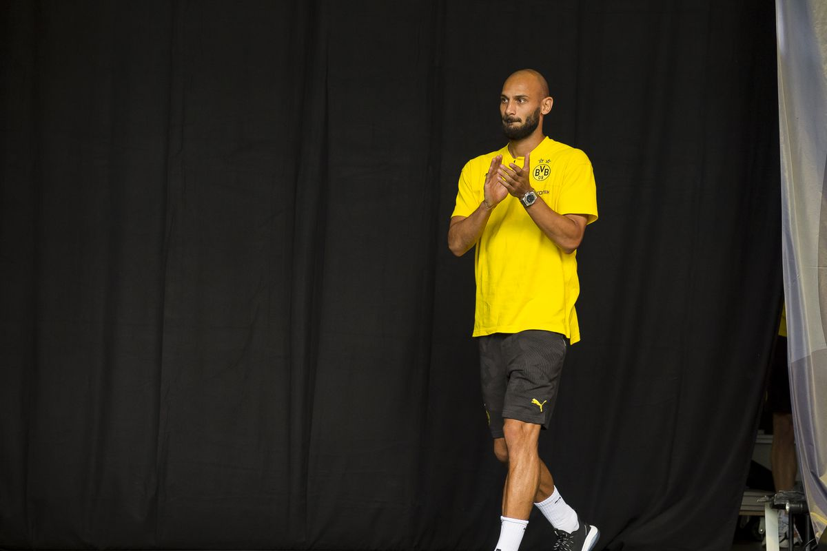 Borussia Dortmund Season Opening At Signal Iduna Park