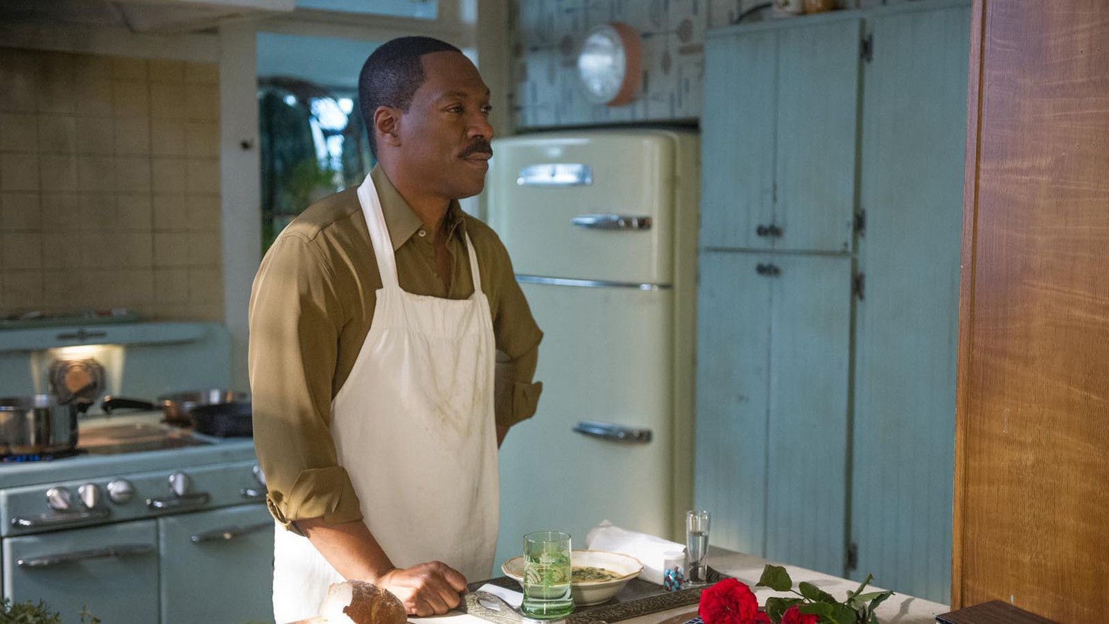 Mr. Church\' Review: Eddie Murphy Can\'t Save This Kitchen Fire - Eater