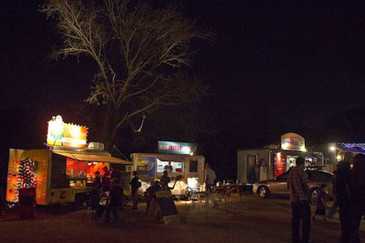 Torchy's Trailer Park, South First.