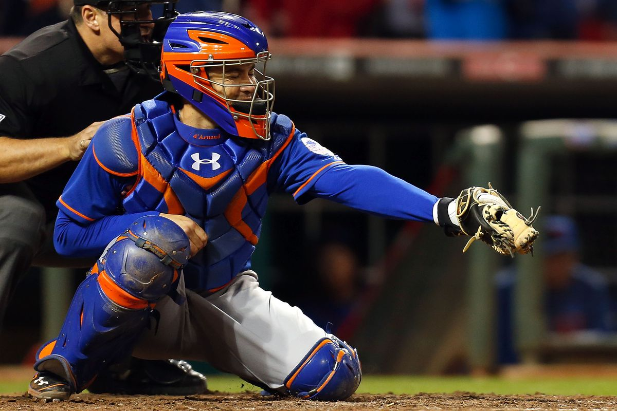 A closer look at Travis d\'Arnaud\'s defense, framing, and blocking ...