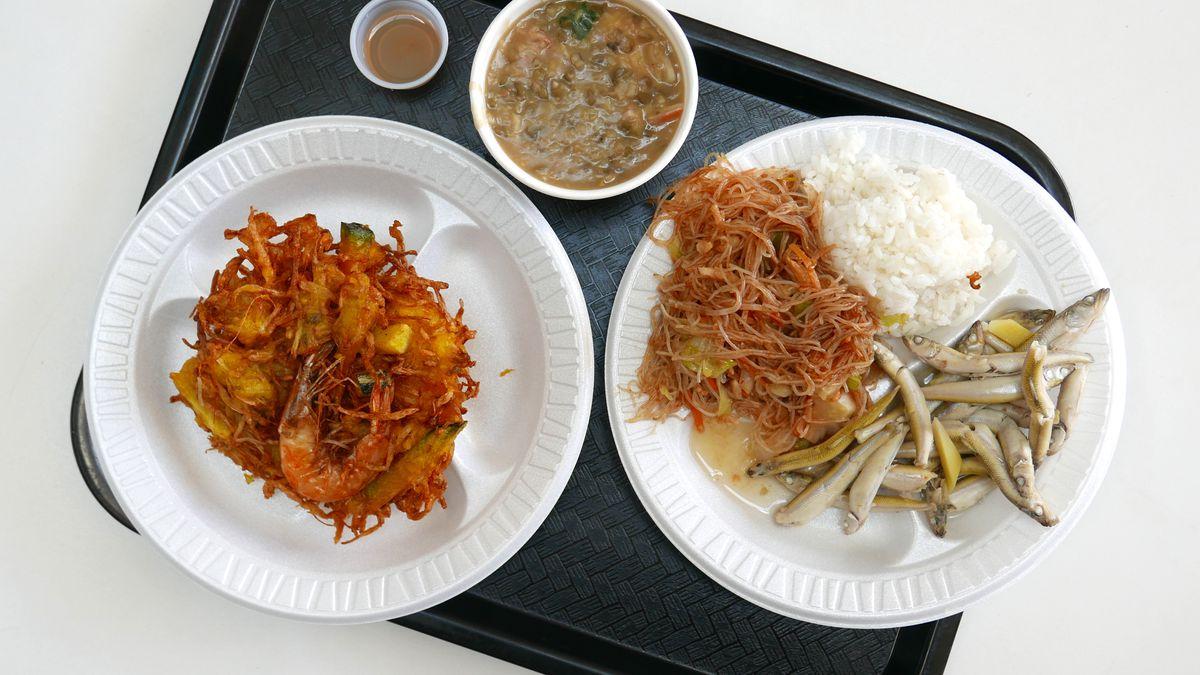 This Northridge Car Wash Hides a Surprisingly Tasty Filipino Cafe