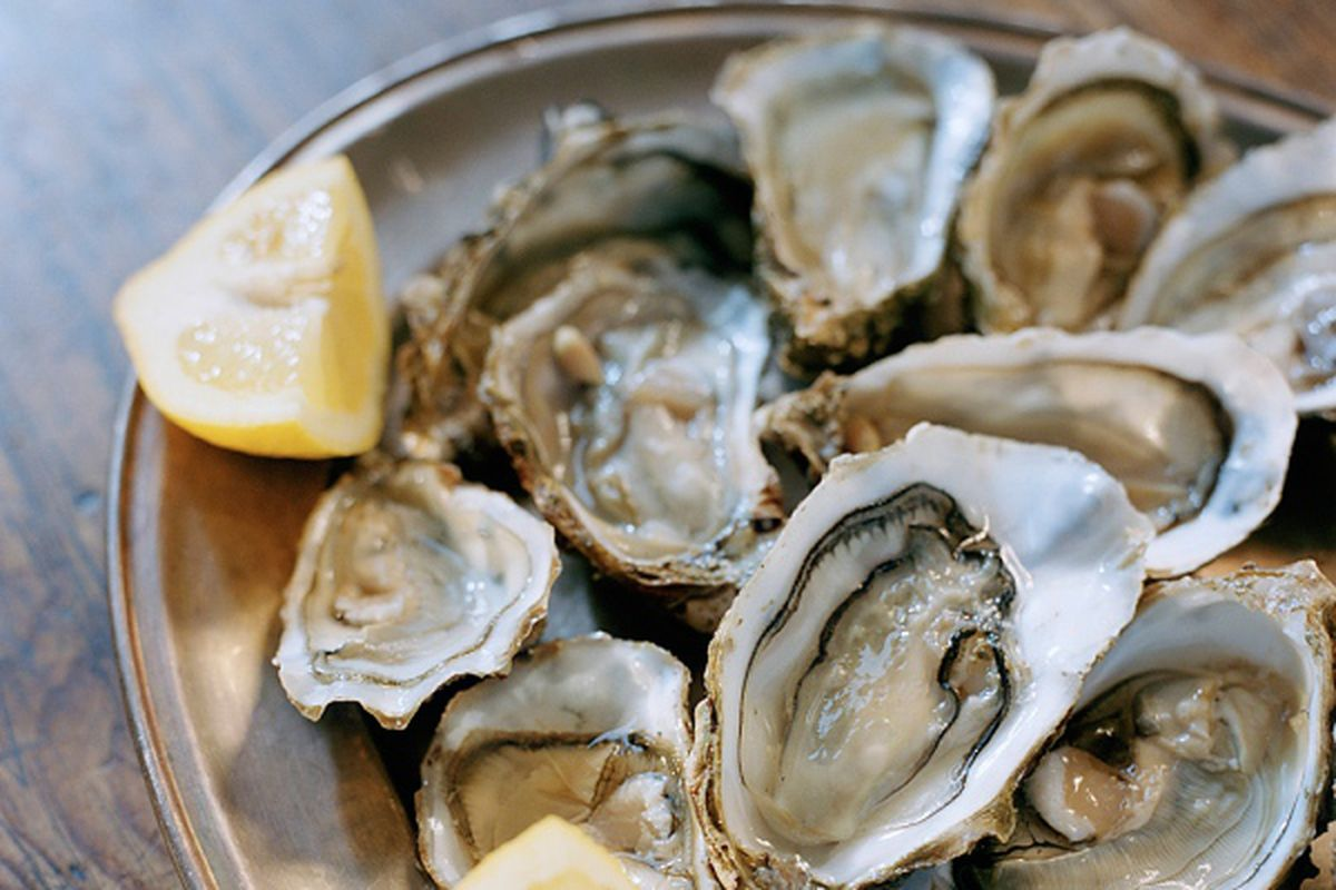 Happy hour priced oysters are a deal, if you know where to find them.