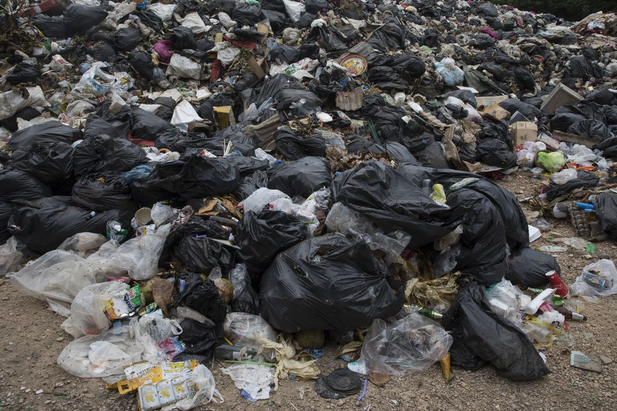 Thailand Is One Of The Top Five Plastic Polluters In The World