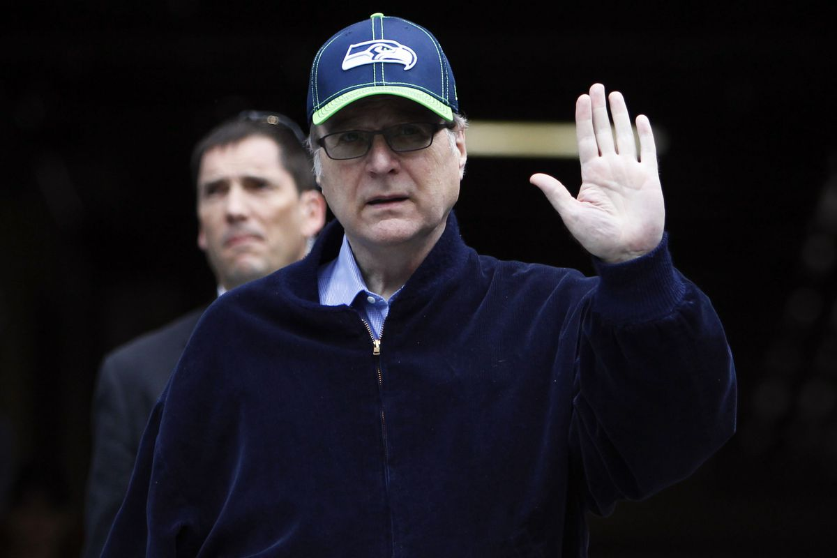 Paul Allen still owns 25 percent of the Sounders.