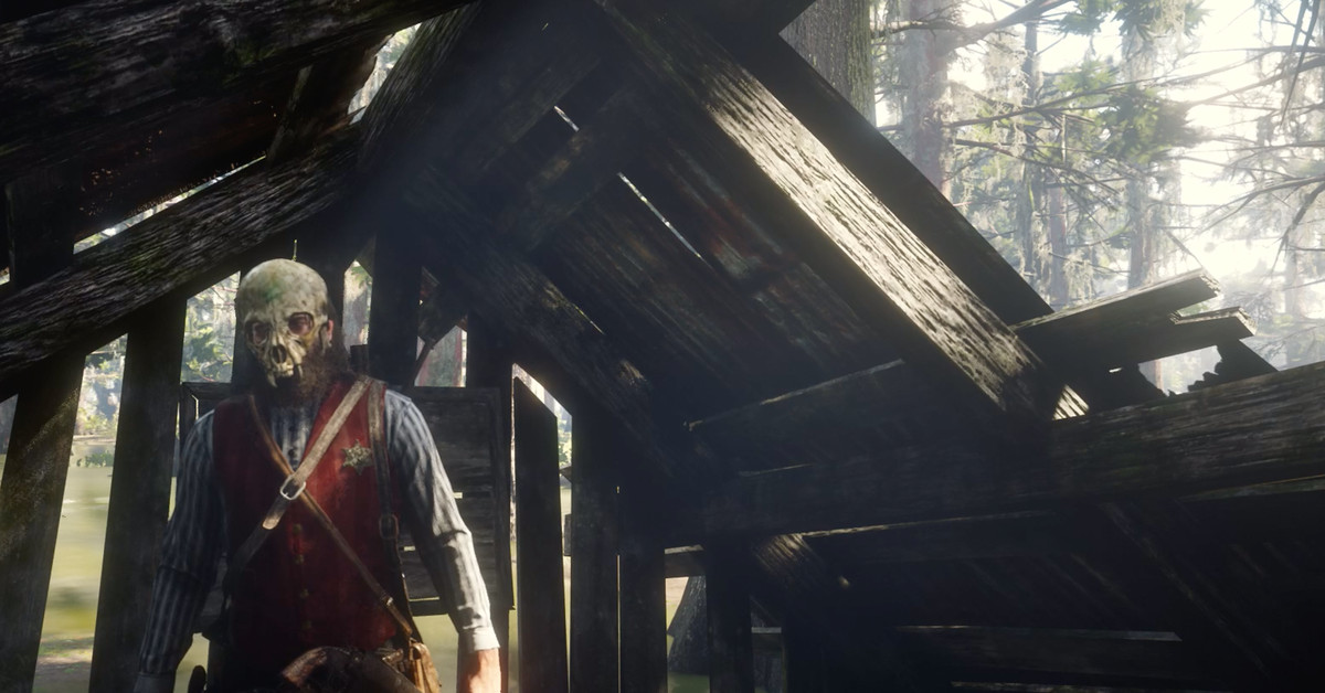 How to find every secret hat and mask in Red Dead Redemption