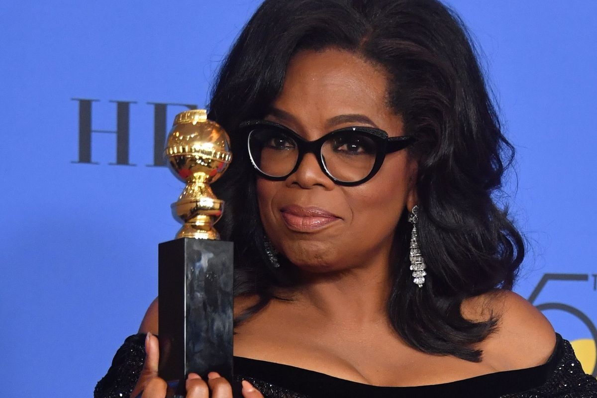 Madam President? Reports Suggest Oprah 'Actively Thinking' About 2020 Campaign