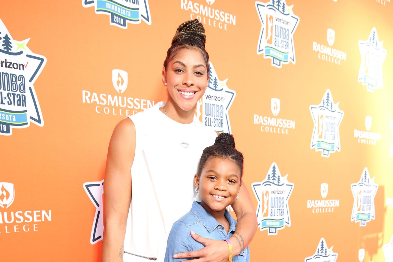 WNBA All-Star Welcome Reception