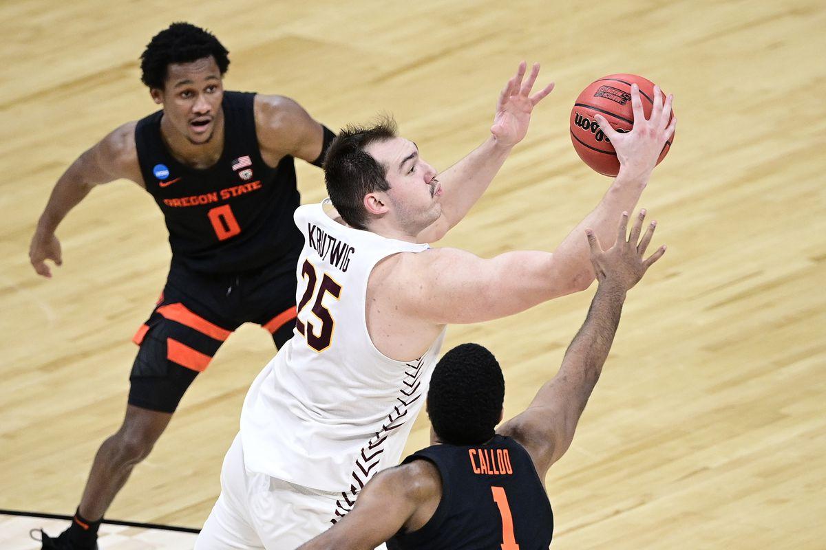 NCAA Basketball: NCAA Tournament-Oregon State at Loyola-Chicago