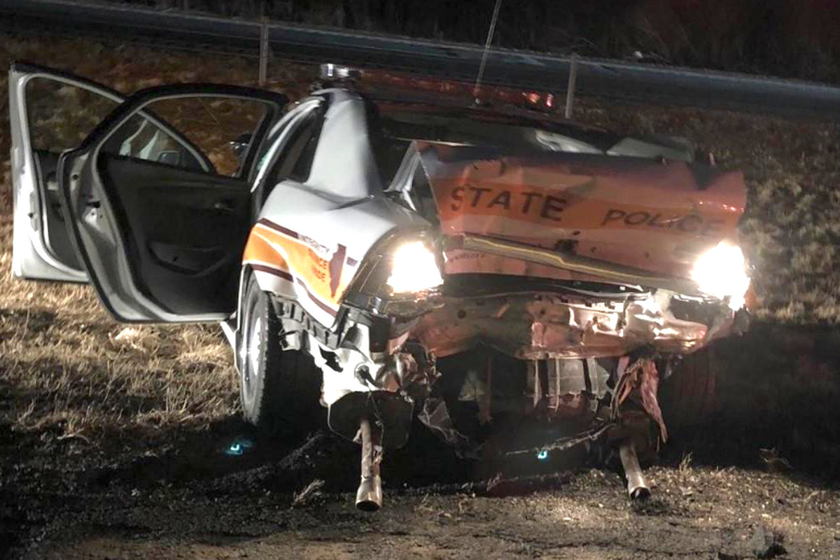State trooper injured in Joliet is 13th struck by vehicle this year