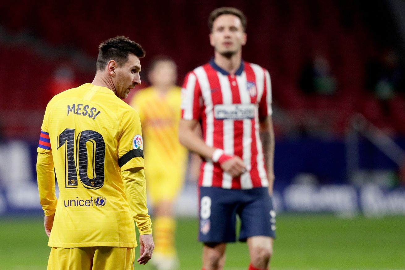 Five talking points from Atletico 1-0 Barcelona