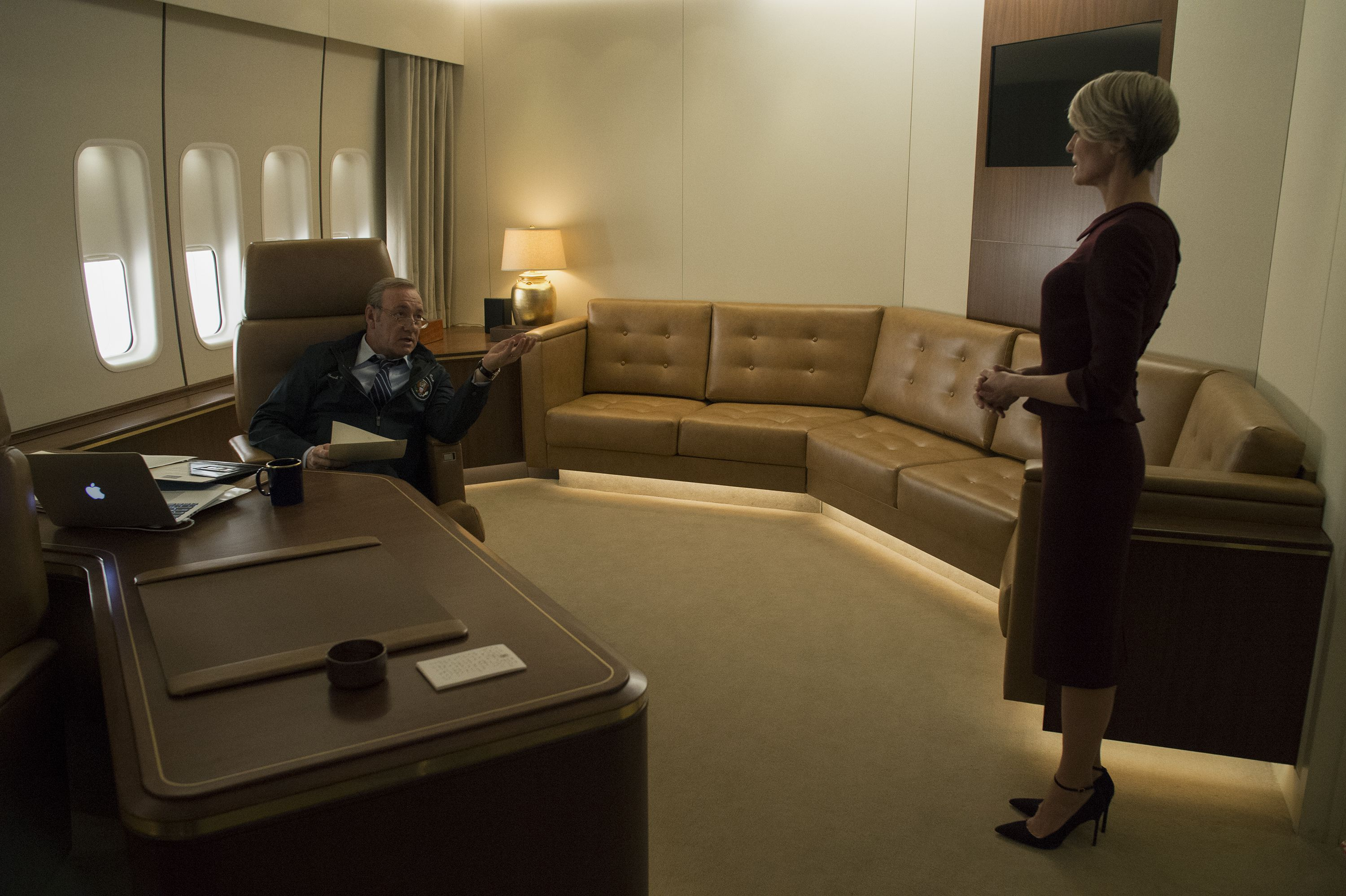 House of Cards S3 promo 2