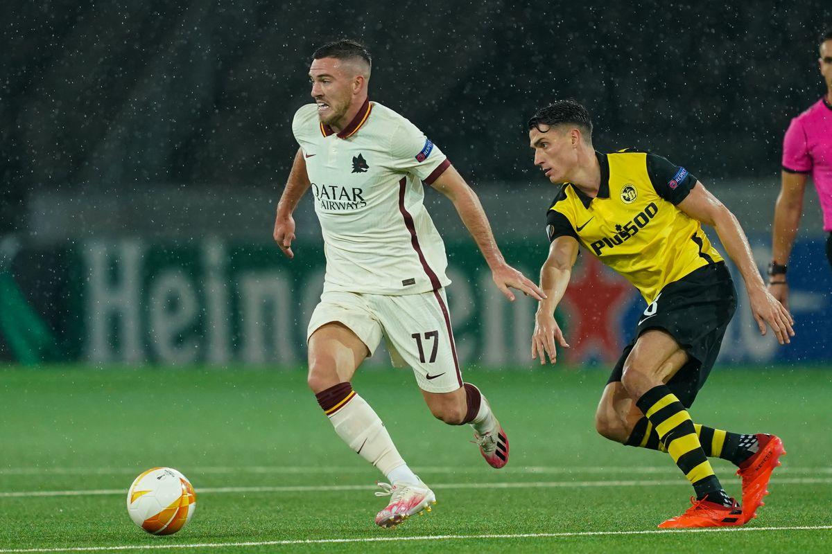 BSC Young Boys v AS Roma: Group A - UEFA Europa League