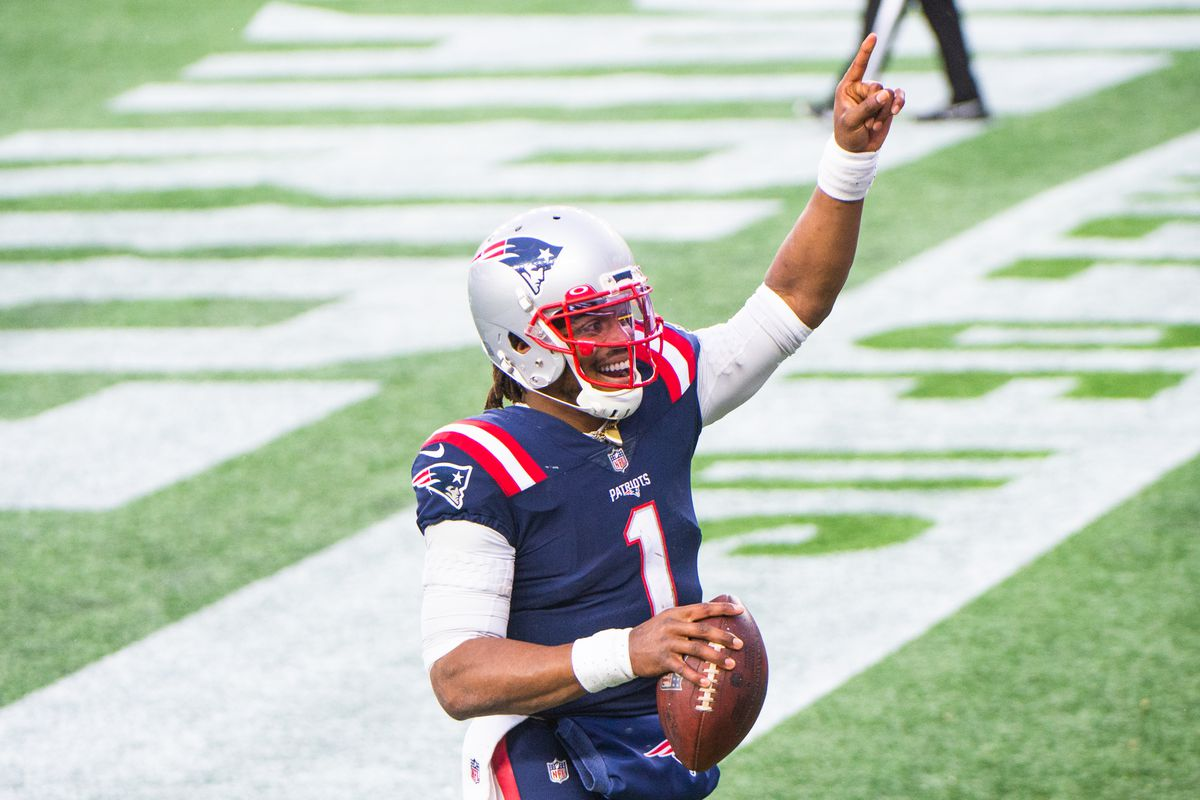 Cam Newton re-signs with the New England Patriots - Fake Teams