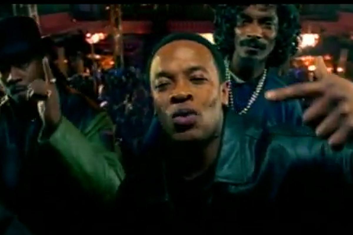 Tupac and Nate Dogg performing as holograms at Coachella