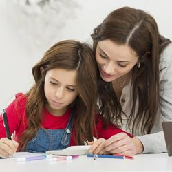 A new study by researchers at New York University found that educated mothers help their children succeed at school not just by expanding their academic knowledge, but by modeling behaviors and making social connections that lead to educational success.