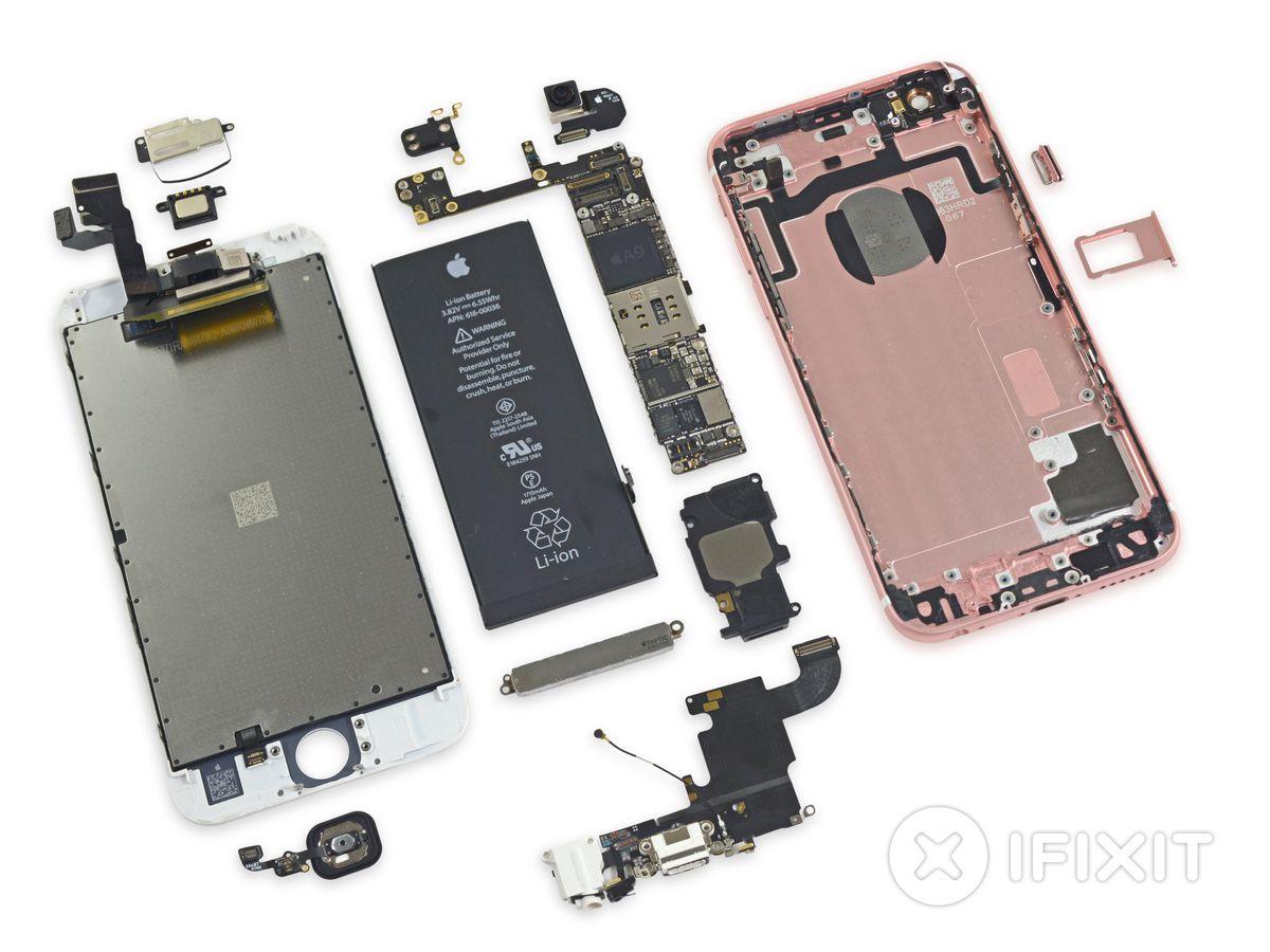 iPhone 6S has twice as much RAM as iPhone 6, teardown ...