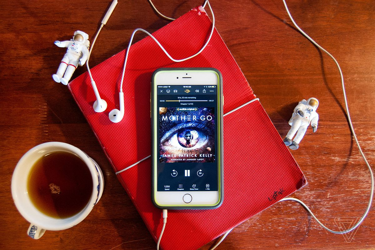 Mother Go is an audio-first novel that harkens back to the ...