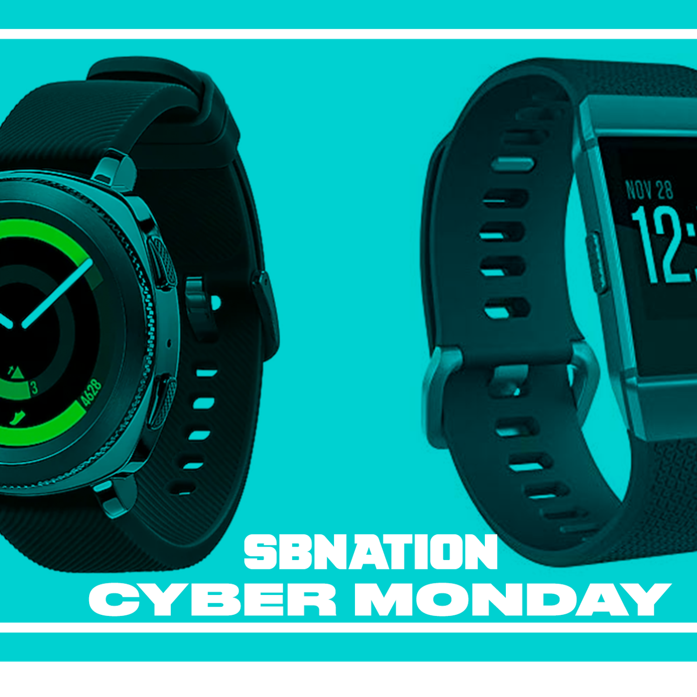 Cyber Monday 2018 Save On Apple Watches Fitbits Fitness Trackers Sbnation Com
