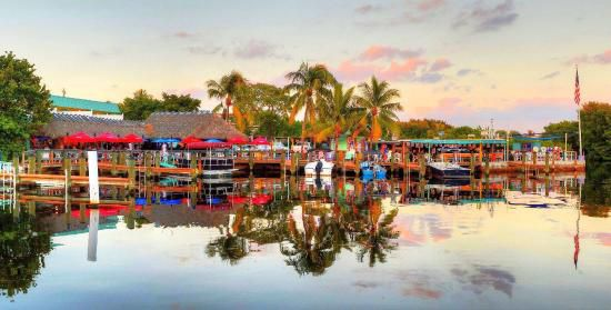 Where to Stop and Eat on the Drive From Miami to Key West
